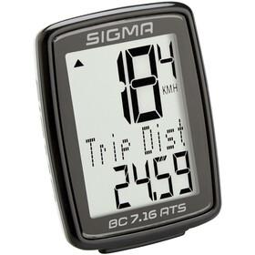 SIGMA SPORT BC 7.16 ATS Bike Computer Trådløs